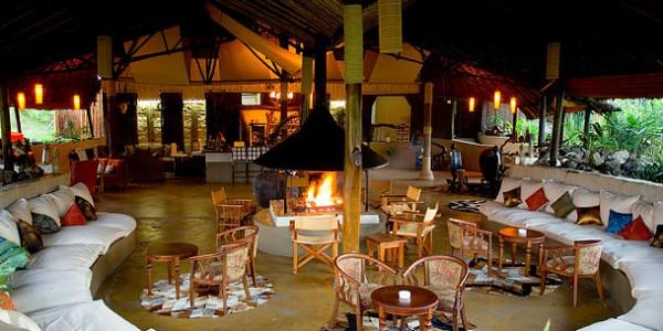 Kenya - Rift Valley - Mbweha Camp - Lounge