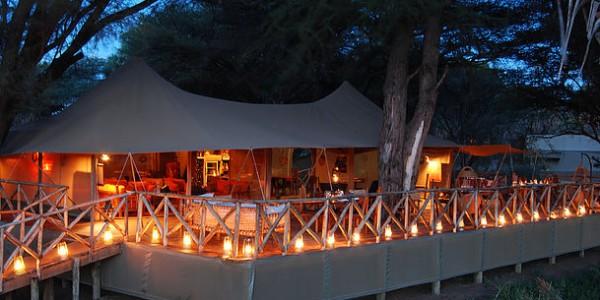 Kenya - Samburu - Elephant Bedroom Camp - Overview