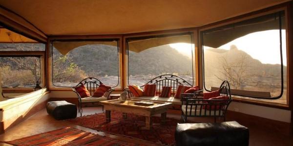 Kenya - Samburu - Saruni Samburu - Inside