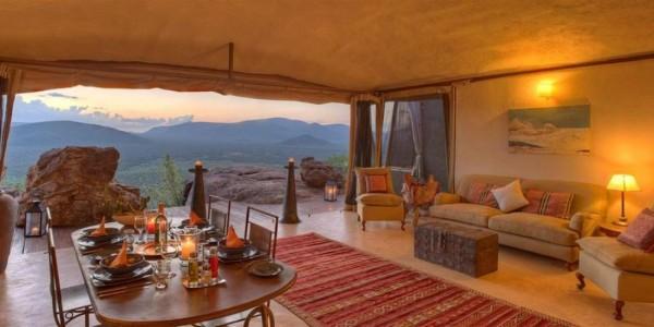 Kenya - Samburu - Saruni Samburu - Room