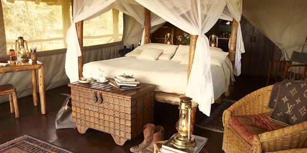 Kenya - Tsavo & Chyulu Hills - Campi ya Kanzi - Suite