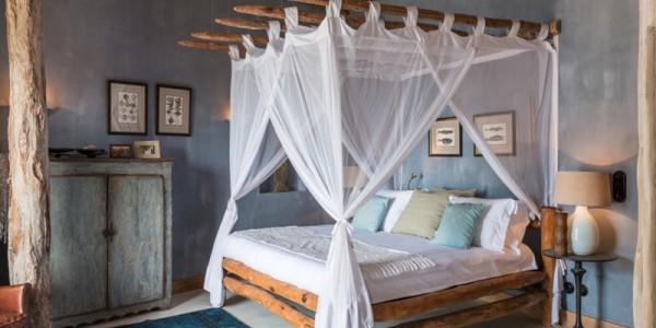 Mozambique - Maputo - Colina Verde - Bedroom