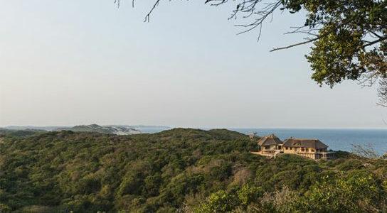 Mozambique - Maputo - Colina Verde - View