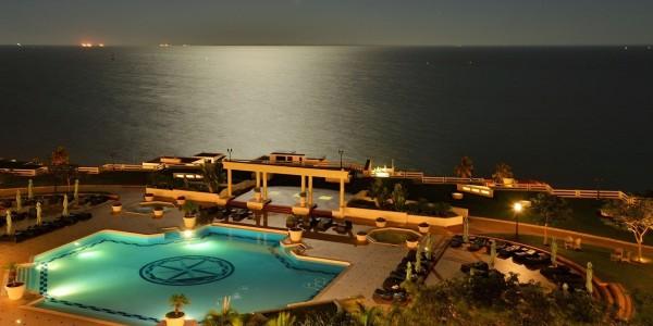 Mozambique - Maputo - Polana Serena Hotel - Pool