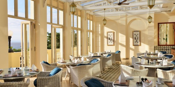 Mozambique - Maputo - Polana Serena Hotel - Restaurant