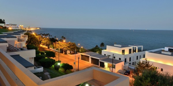 Mozambique - Maputo - Polana Serena Hotel - View