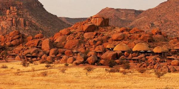 Namibia - Damaraland - Camp Kipwe - Camp