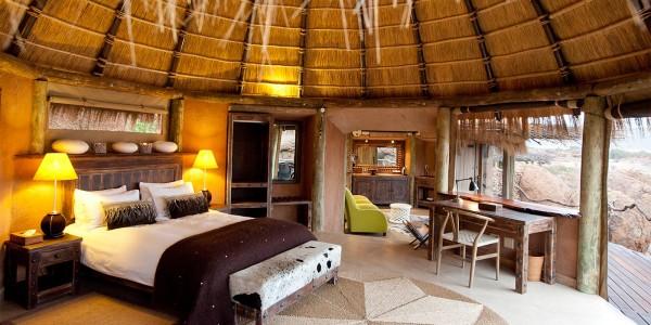 Namibia - Damaraland - Camp Kipwe - Main Suite