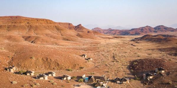 Namibia - Damaraland - Damaraland Camp - Overview