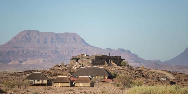 Namibia - Damaraland - Doro Nawas - Camp