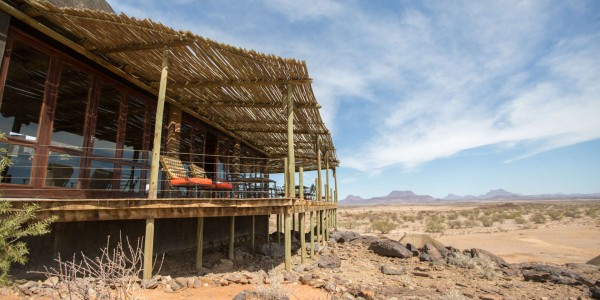 Namibia - Damaraland - Doro Nawas - Deck