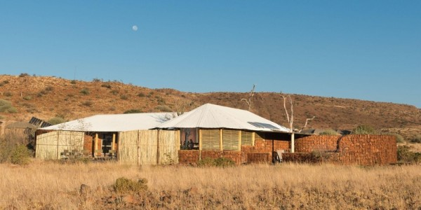 Namibia - Damaraland - Etendeka Mountain Camp - Overview