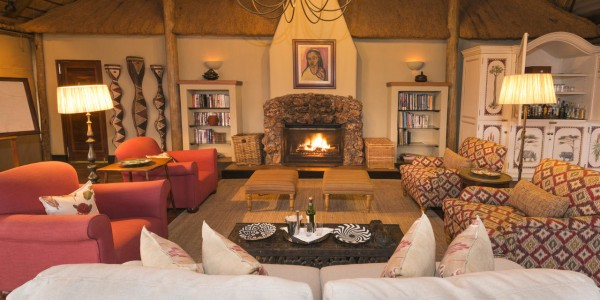 Namibia - Etosha National Park - Little Ongava - Inside