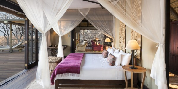 Namibia - Etosha National Park - Little Ongava - Room