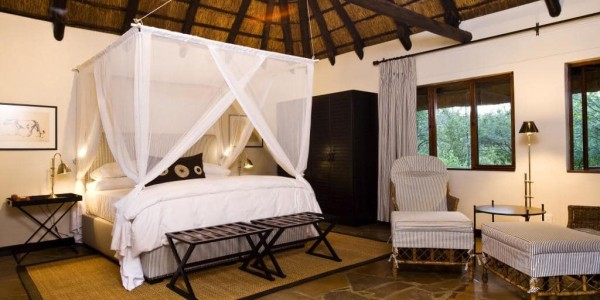 Namibia - Etosha National Park - Mushara Lodge - Room