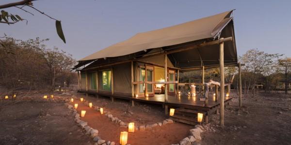 Namibia - Etosha National Park - Ongava Tented Camp - Outside
