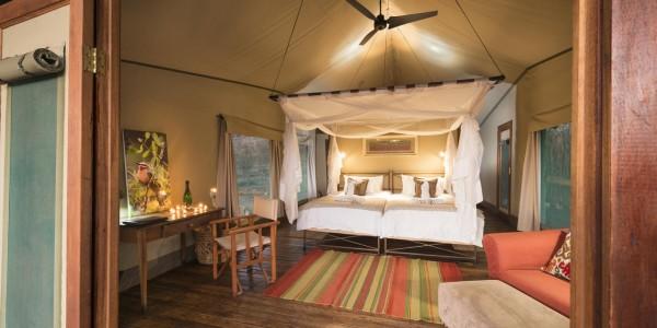Namibia - Etosha National Park - Ongava Tented Camp - Room