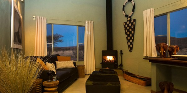 Namibia - Okonjima & The Africat Foundation - Okonjima Bush Camp - Junior Suite