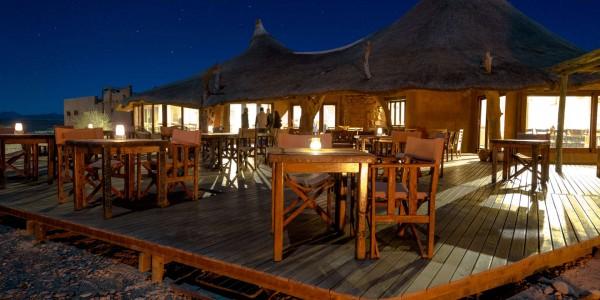 Namibia - Sossusvlei & Namib-Naukluft - Kulala Desert Lodge - Dining