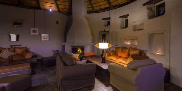 Namibia - Sossusvlei & Namib-Naukluft - Kulala Desert Lodge - Inside