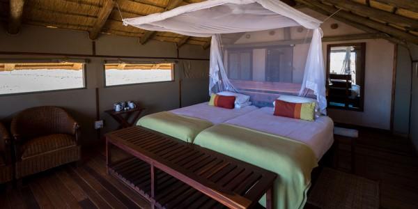 Namibia - Sossusvlei & Namib-Naukluft - Kulala Desert Lodge - Room