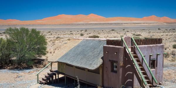 Namibia - Sossusvlei & Namib-Naukluft - Kulala Desert Lodge - View