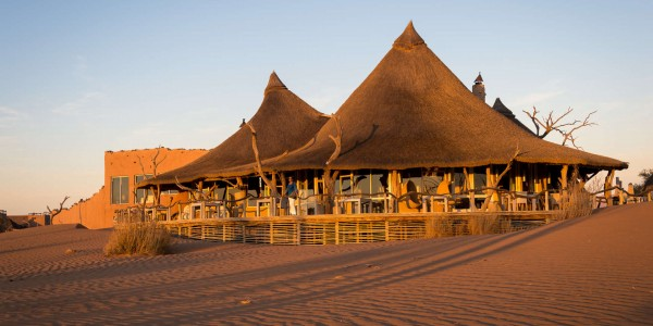Namibia - Sossusvlei & Namib-Naukluft - Little Kulala - Overview