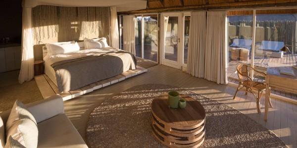 Namibia - Sossusvlei & Namib-Naukluft - Little Kulala - Room