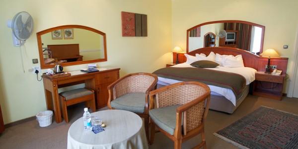 Namibia - Swakopmund & Walvis Bay - Hansa Hotel Swakopmund - Room
