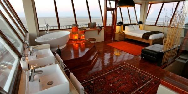 Namibia - Swakopmund & Walvis Bay - Pelican Point Lodge - Room