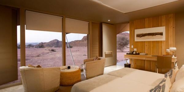 Namibia - The Skeleton Coast - Hoanib Skeleton Coast Camp - Room