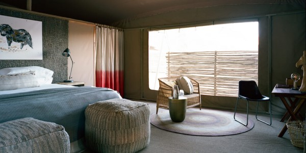 Namibia - The Skeleton Coast - Hoanib Valley Camp - Room 2