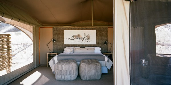 Namibia - The Skeleton Coast - Hoanib Valley Camp - Room