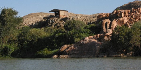 Namibia - The Skeleton Coast - Skeleton Coast Safaris - Kuene Camp