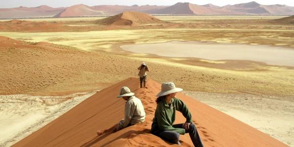 Namibia - The Skeleton Coast - Skeleton Coast Safaris - Safari