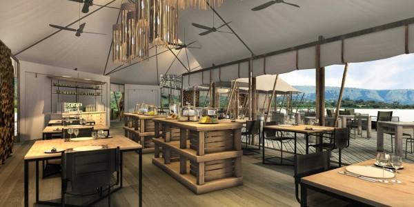 Rwanda - Akagera National Park - Magashi Camp - Overview