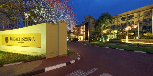 Rwanda - Kigali - Kigali Serena Hotel - Overview