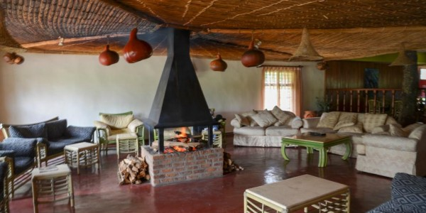Rwanda - Parc National des Volcans - Mountain Gorilla View Lodge - Inside