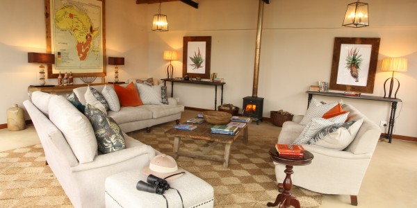 South Africa - Battlefields of the Eastern Cape & Kwazulu Natal - Fugitives Drift Lodge - Inside