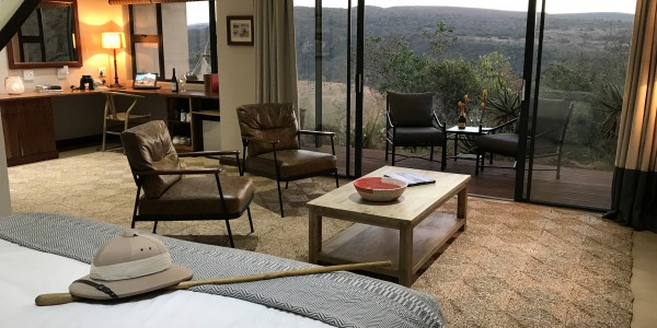 South Africa - Battlefields of the Eastern Cape & Kwazulu Natal - Fugitives Drift Lodge - Room