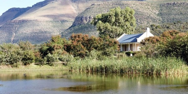 South Africa - Battlefields of the Eastern Cape & Kwazulu Natal - Mount Camdeboo Private Game Reserve - Hills