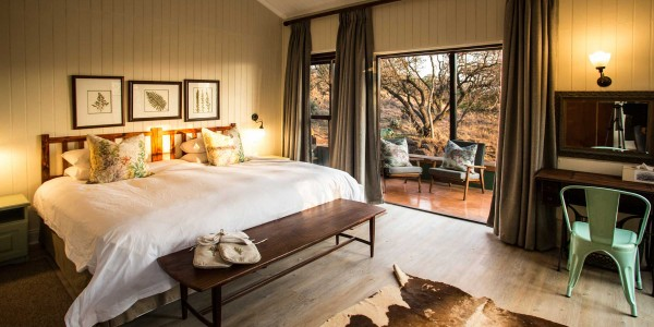 South Africa - Battlefields of the Eastern Cape & Kwazulu Natal - Three Tree Hill Lodge - Family Cottage