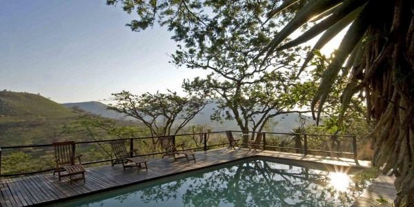 South Africa - Battlefields of the Eastern Cape & Kwazulu Natal - Three Tree Hill Lodge - Pool