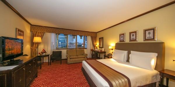 Tanzania - Dar es Salaam - Dar es Salaam Serena Hotel - Room 2