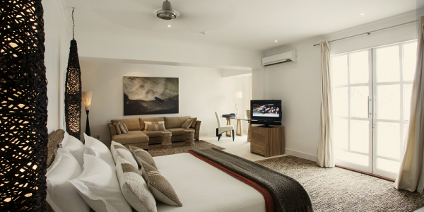 Tanzania - Dar es Salaam - The Oyster Bay Hotel - Room