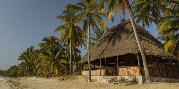 Tanzania - Mainland Coast - The Tides Lodge - Beach