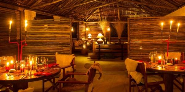 Tanzania - Ngorongoro Crater - Entamanu Ngorongoro - Dining Room