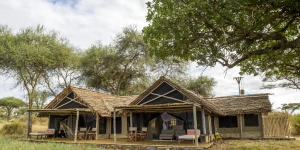 Tanzania - Ngorongoro Crater - Entamanu Ngorongoro - Family Tent