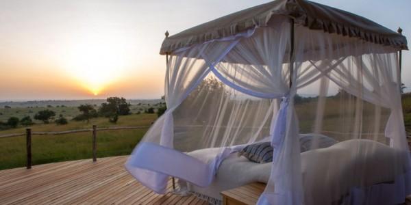 Tanzania - Ngorongoro Crater - Entamanu Ngorongoro - Private Verandah