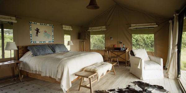 Tanzania - Ngorongoro Crater - Entamanu Ngorongoro - Room
